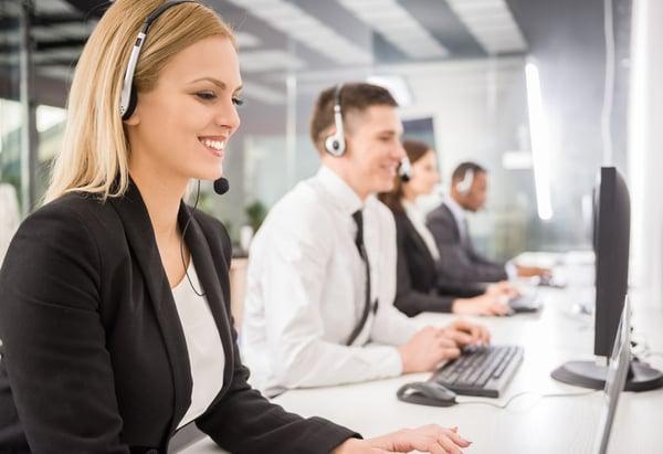 Personalverleih im Call Center (Bild georgerudy)