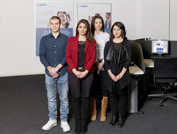Callpoint Fachfrau/Fachmann Kundendialog 2017