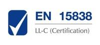 EN15838 Qualitäts-Zertifikat
