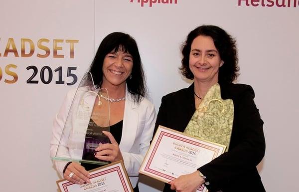 Callpoint gewinnt Best Partnership Award mit Mobility Carsharing