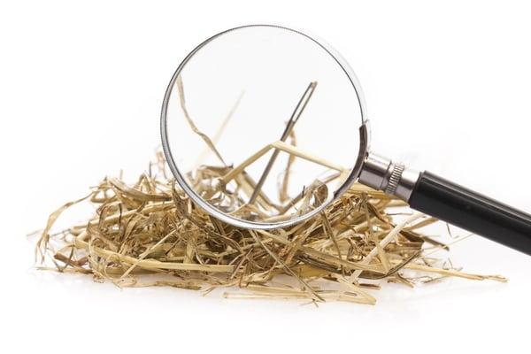 Kunden finden ist wie die Nadel im Heuhaufen suchen