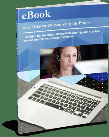 eBook Call Center Outsourcing für Profis
