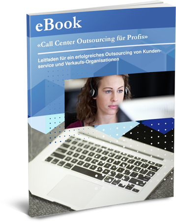 eBook Call Center Outsourcing für Profis