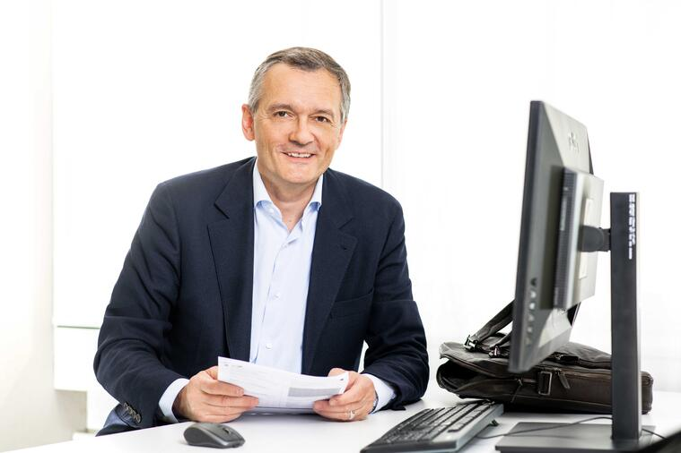 Markus Buser, CEO, callpoint AG